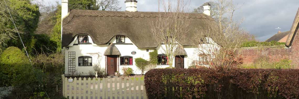 Thatched Cottage, Manor Road